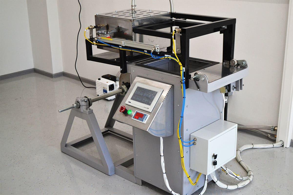 Вакуумно-формовочное оборудование